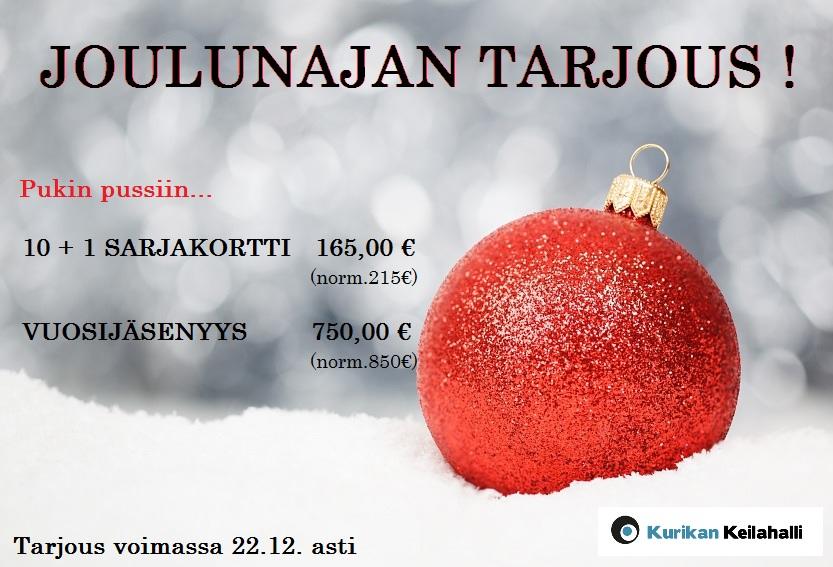 joulutarjous17